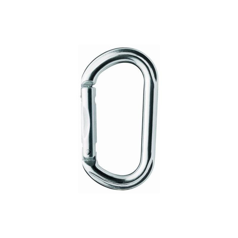 Petzl Owall Non-locking Oval Carabiner