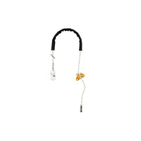 Petzl Grillon Adjustable Hook Lanyard
