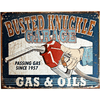 Busted Knuckle Garage Sign