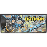 Batman Comic Book Montage Wood SIgn - Loomzee
