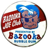 Bazooka Joe Club Bubble Gum Sign - Loomzee.com