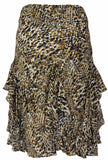 Ralph Lauren Animal Print Skirt