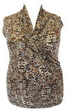 Ralph Lauren Animal Print Top
