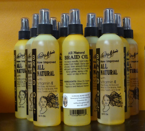 Claudio St. James Hair Oil