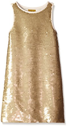 Nicole Miller Sequin Dress - Girls