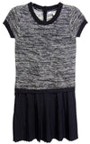 DKNY Pleated Dress - Girls