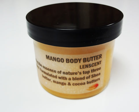 Mango Body Butter - LENSCENT