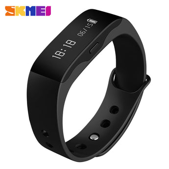 Smart Wristband SKMEI L28T LED watch Waterproof Fitness Sleep Tracker Alarm pedometer calorie Bluetooth 4.0 Android 4.3 IOS 7.0 - urbanlifejewelry