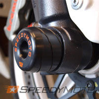 SpeedyMoto Front Axle Slider Kit