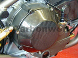 Carbon Fiber Clutch Cover-Std