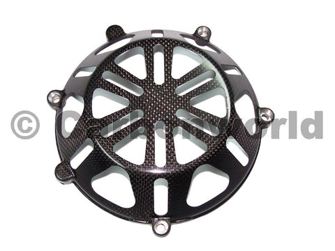 Carbon Fiber Vented Clutch Cover