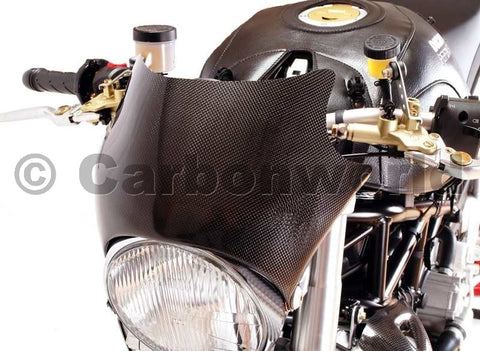 Carbon Flyscreen Fairing