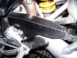Carbon Fiber Chain Guard S2R-S4R Front