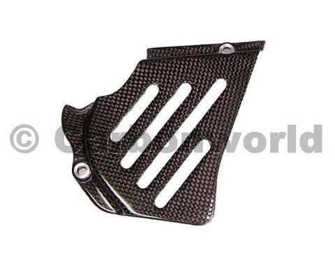Carbon Fiber Front Sprocket Cover