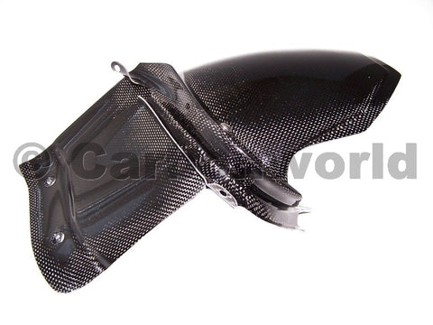 Carbon Fiber Rear Hugger (S2R-S4R-S4RS)
