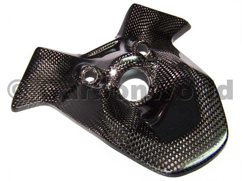 Carbon Fiber Key Guard