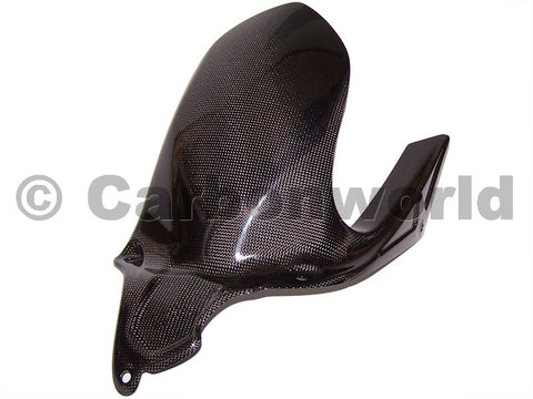 Carbon Fiber Rear Hugger- 696