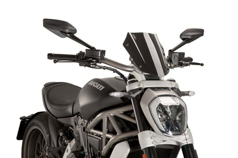 Puig New Generation Windscreen for Ducati X Diavel