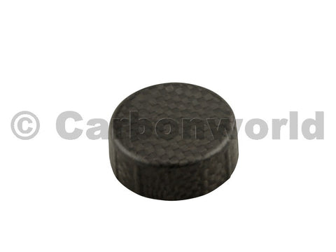 Carbon Fiber Small Reservoir Cover