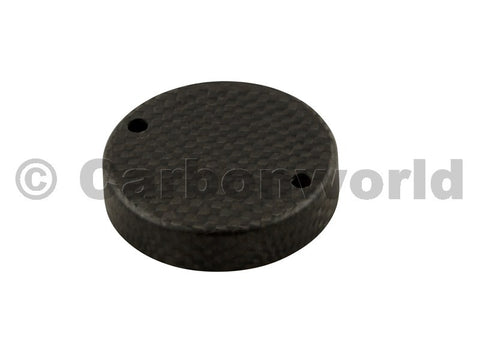Carbon Fiber Large Fluid Reservoir Cover