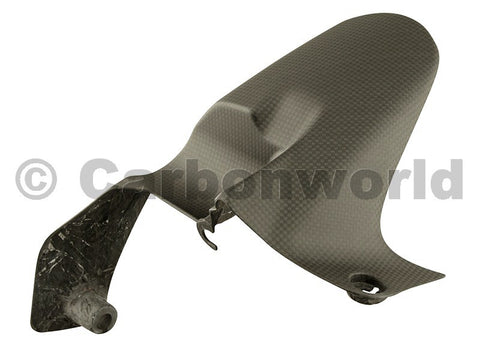 Carbon Rear Hugger Matte for Ducati Monster 1200S-R