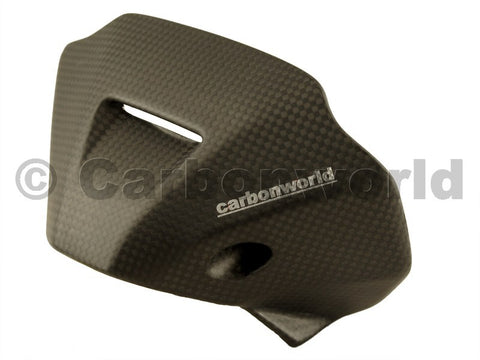 Carbon Fiber Cockpit Cover for Ducati 821 & 1200