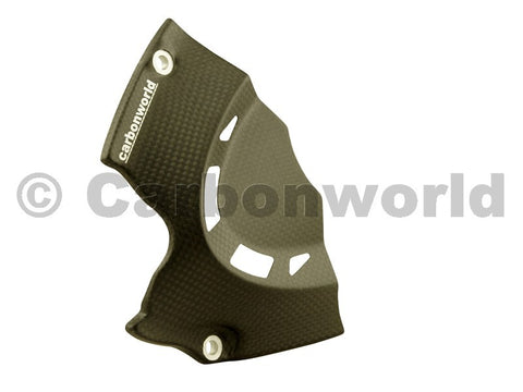 Carbon Fiber Front Sprocket Cover for Ducati Monster 1200