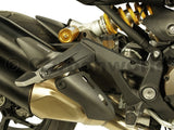 Carbon Fiber Heat Guard for Ducati Monster 821-1200