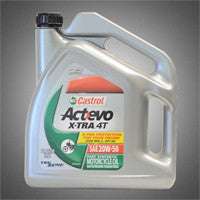 CASTROL Actevo XTRA Synthtic Blend 4T Oil