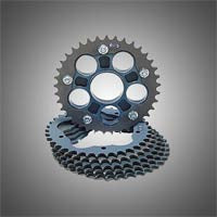 Drive Systems - AFAM - Quick Change Aluminum Rear Sprocket