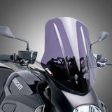 Puig New Generation Adjustable Windscreen- 2011-13 Ducati Diavel