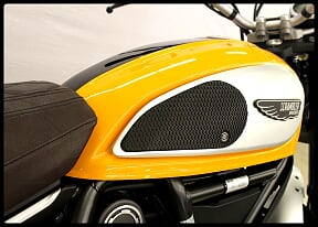 TECHSPEC DUCATI SCRAMBLER (2015 - CURRENT) Tank Grips
