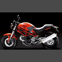 TechSpec Gripster Sport Pads DUCATI  Monster