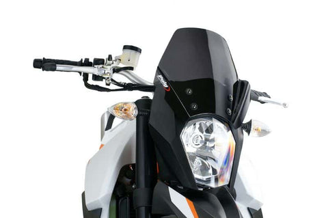 Puig New Generation Windscreen- KTM 990 Supermoto/R
