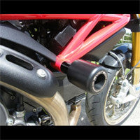 Evotech Crash Bobbins (frame sliders) for Ducati Monster 696-796-1100
