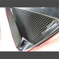 Evotech Lower Guard Radiator for Ducati 848-1098-1198