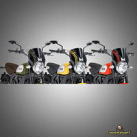 Windshield Naked New Generation for Ducati SCRAMBLER 2015