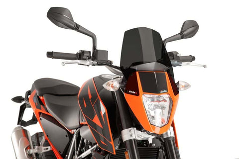 Puig New Generation Windscreen- KTM Duke