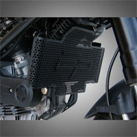 Evotech Oil Cooler Guard - Protector for Ducati Hypermotard 1100 EVO