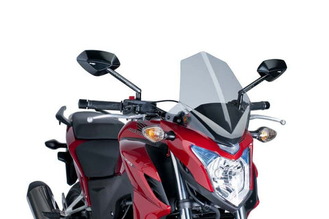 Puig New Generation Honda CB500F Windscreen 2013-15