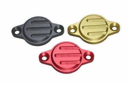 Corsair Billet Crankcase Alternator Cover Round Style