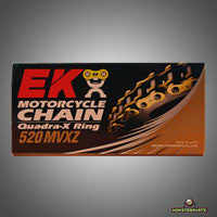 EK MVXZ Series X-Ring Chain