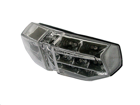 Clearance- Competition Werkes LED Taillight with Integrated Signal for Streetfighter