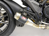 Competition Werkes GP Slip-on exhaust Ducati Diavel