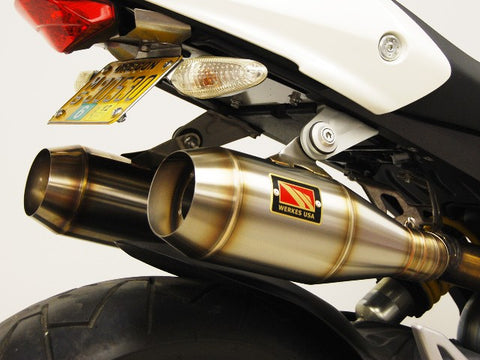 Competition Werkes Exhaust for Monster 696-796-1100