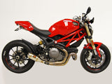Clearance- Competition Werkes GP Slip-on exhaust Ducati Monster 1100 EVO