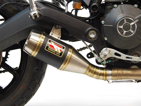 Competition Werkes GP Exhaust- Scrambler