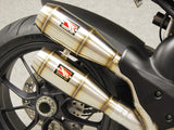 Competition Werkes Slip-on Exhaust for Ducati Streetfighter