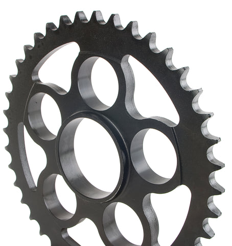 Drive Systems-AFAM One Piece Steel Rear Sprocket- Single Swingarm Ducatis