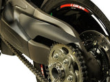 Carbon Fiber Chain Guard for Ducati Monster 821 & 1200